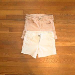 American Eagle Shorts - like new - Size 4